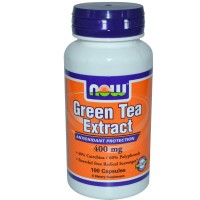 Green Tea Extract 400 mg (100капс)