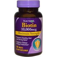 Биотин 10000 мкг (100таб)