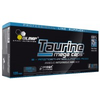 Taurine Mega Caps 1500мг (120капс)