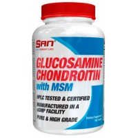 Glucosamine Chondroitin with MSM (180капс)