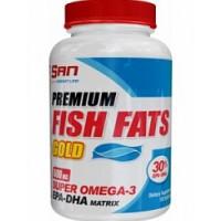 Premium Fish Fats Gold (60капс)